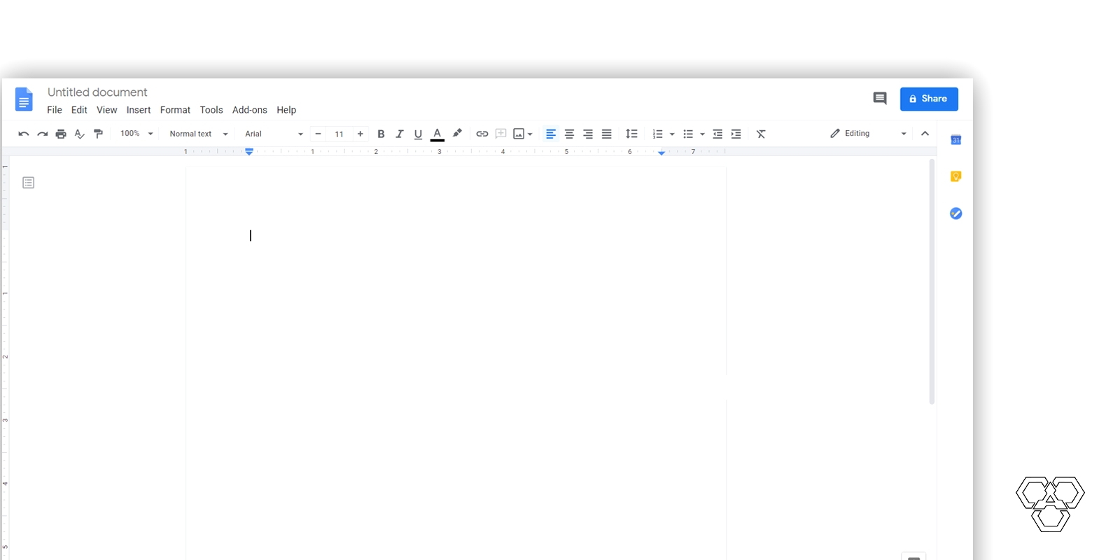 how to change the page color in a google doc