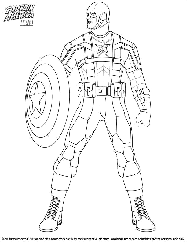 captain america the winter sol r coloring pages