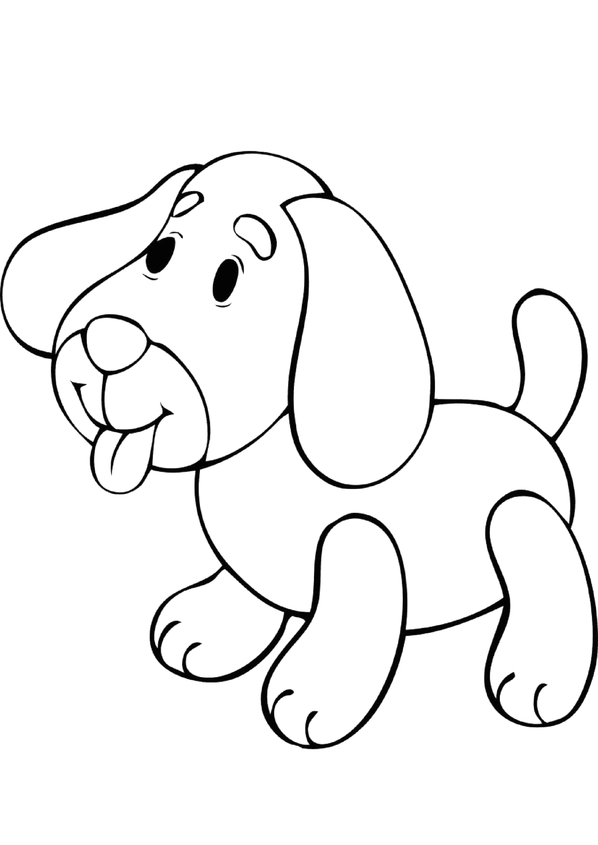 Coloring Pages for 2 3 Year Olds Coloring Pages for 2 to 3 Year Old Kids Download them or