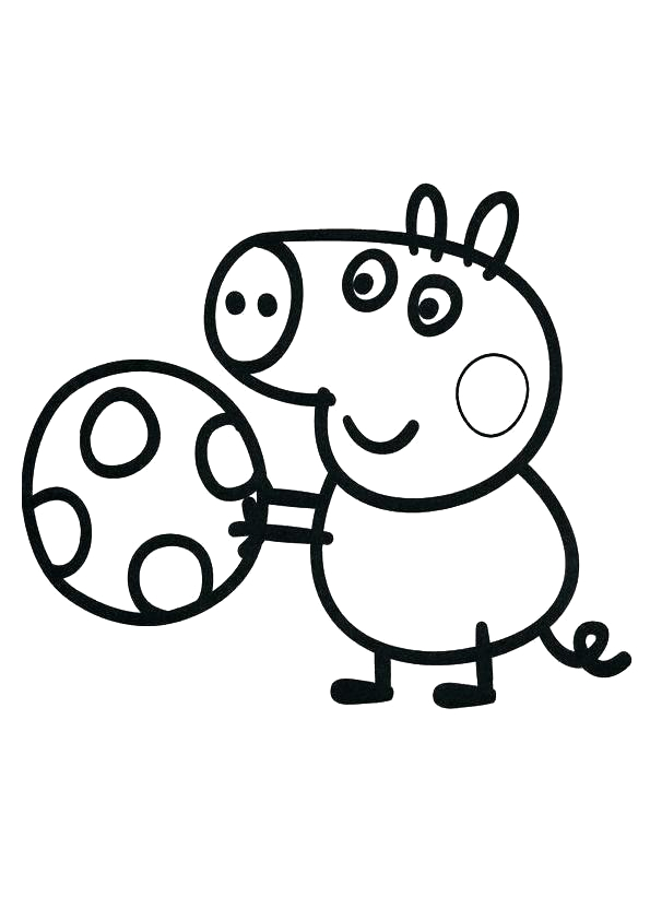Coloring Pages for 4 Year Old Boy Easy Drawings for 4 Year Olds