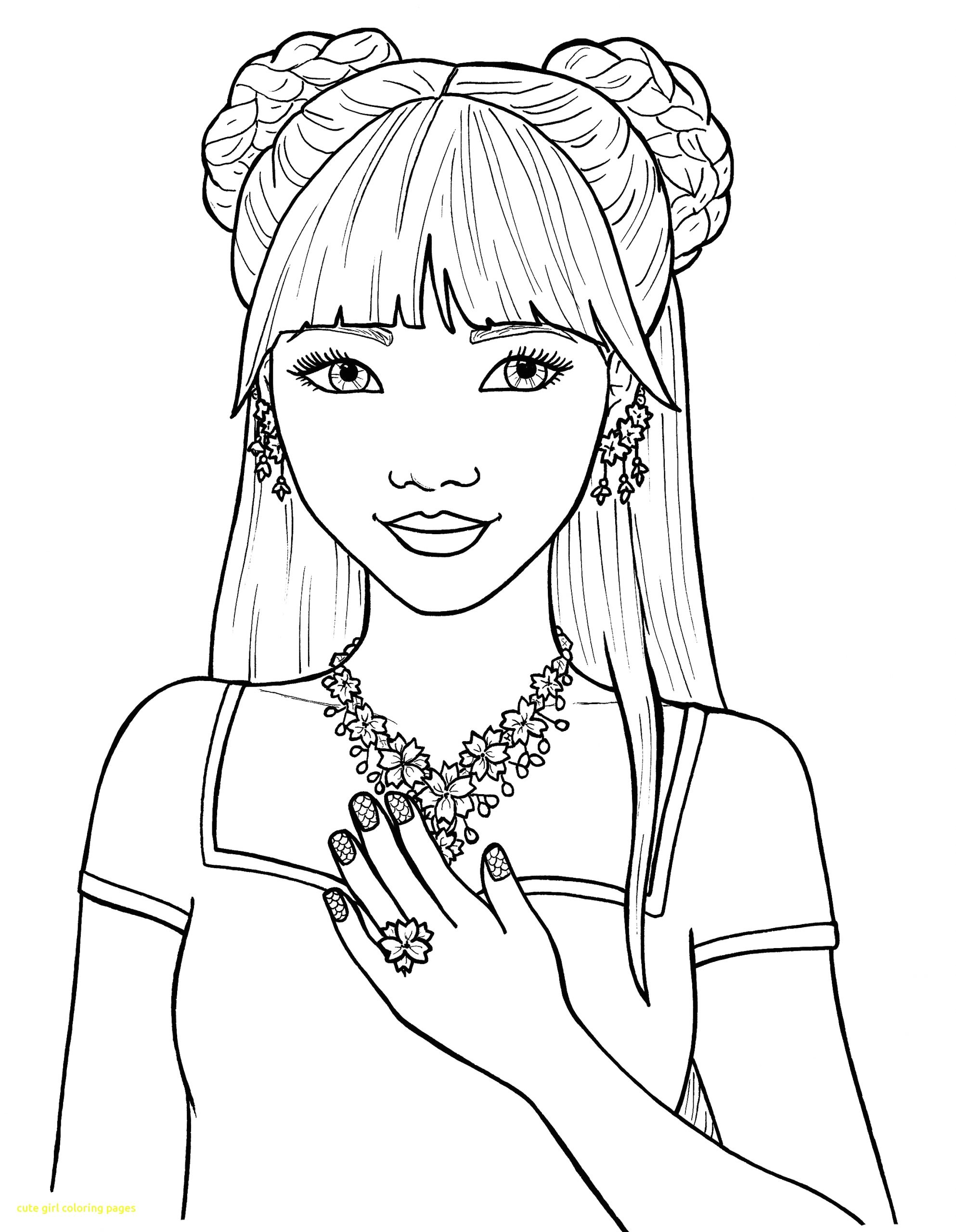Coloring Pages for Girls to Print Out Coloring Pages for Girls Best Coloring Pages for Kids