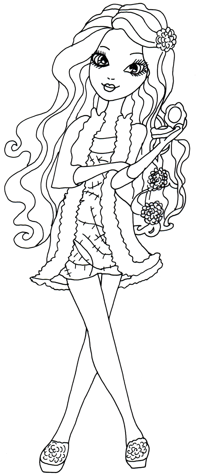 briar beauty ting fairest coloring