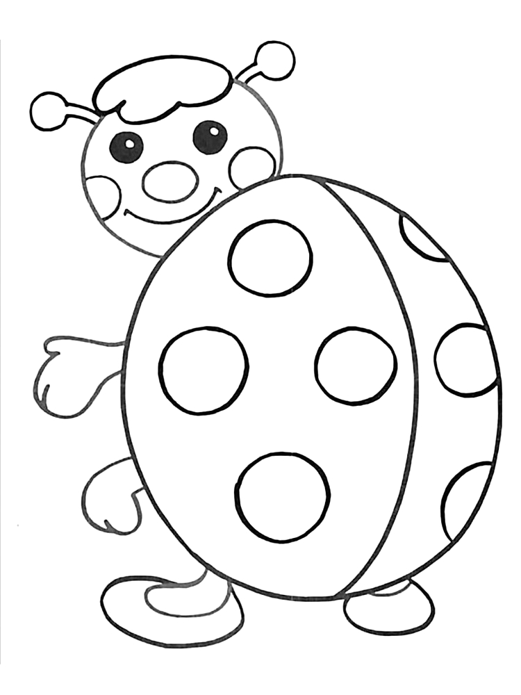 4 year old coloring pages