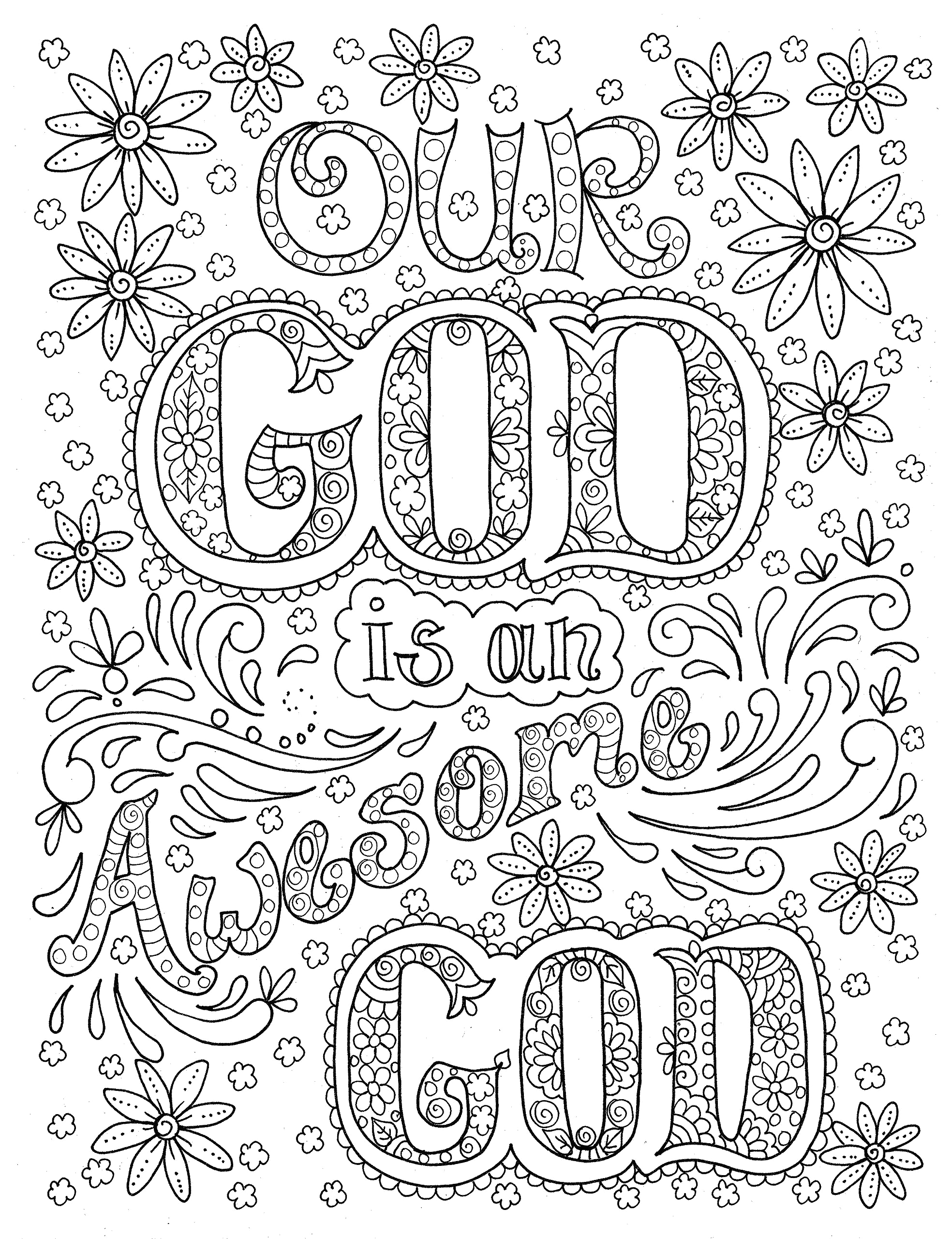 Free Printable Coloring Pages for Adults Bible Verses Pin On Worship 2 Color