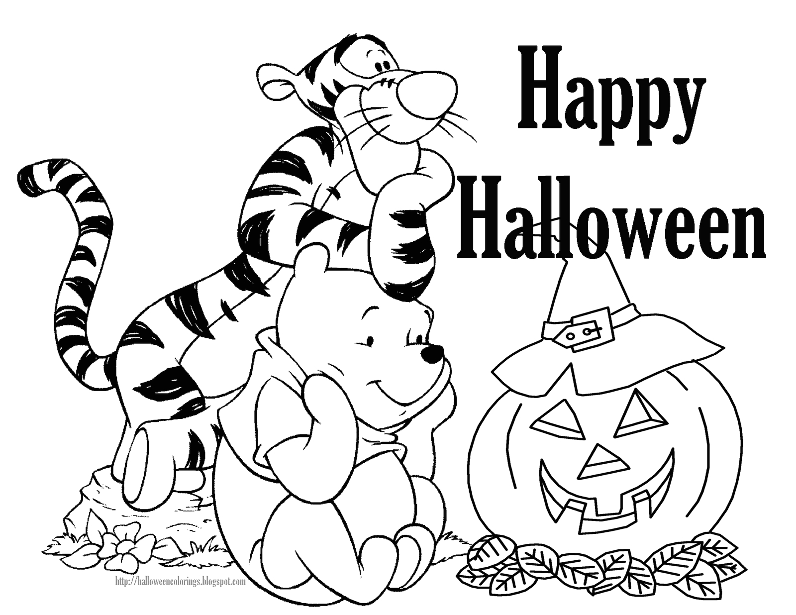 Free Printable Halloween Coloring Pages for Kids Halloween Coloring Pages – Free Printable Minnesota Miranda