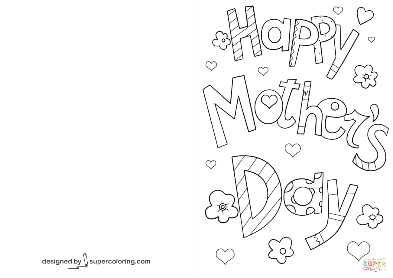 happy mothers day card 1