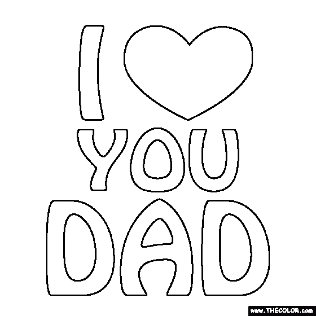 I Love Mom and Dad Coloring Pages World Coloring Pages Printable at Getdrawings