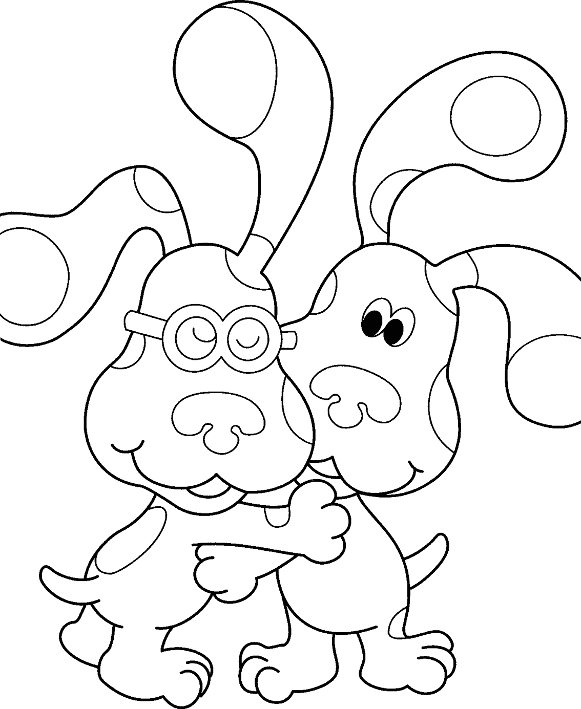 Nick Jr Coloring Pages to Print Out Nick Jr Coloring Pages 6