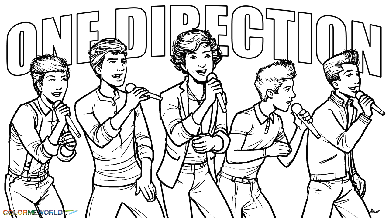 One Direction Coloring Pages to Print Out E Direction Niall Coloring Pages Printable Coloring Pages