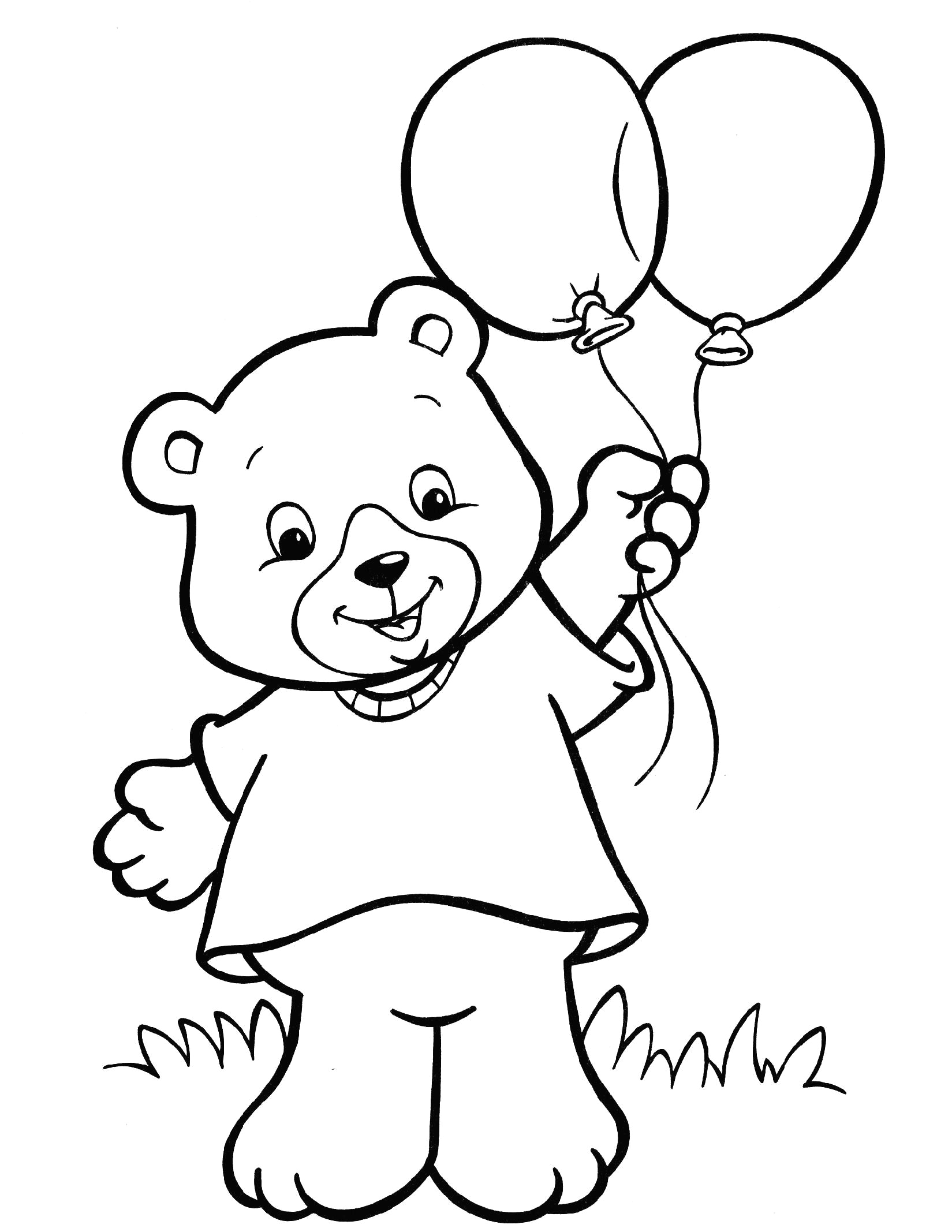 Online Coloring Pages for 3 Year Olds Free Coloring Pages for 3 Year Olds Coloring Home