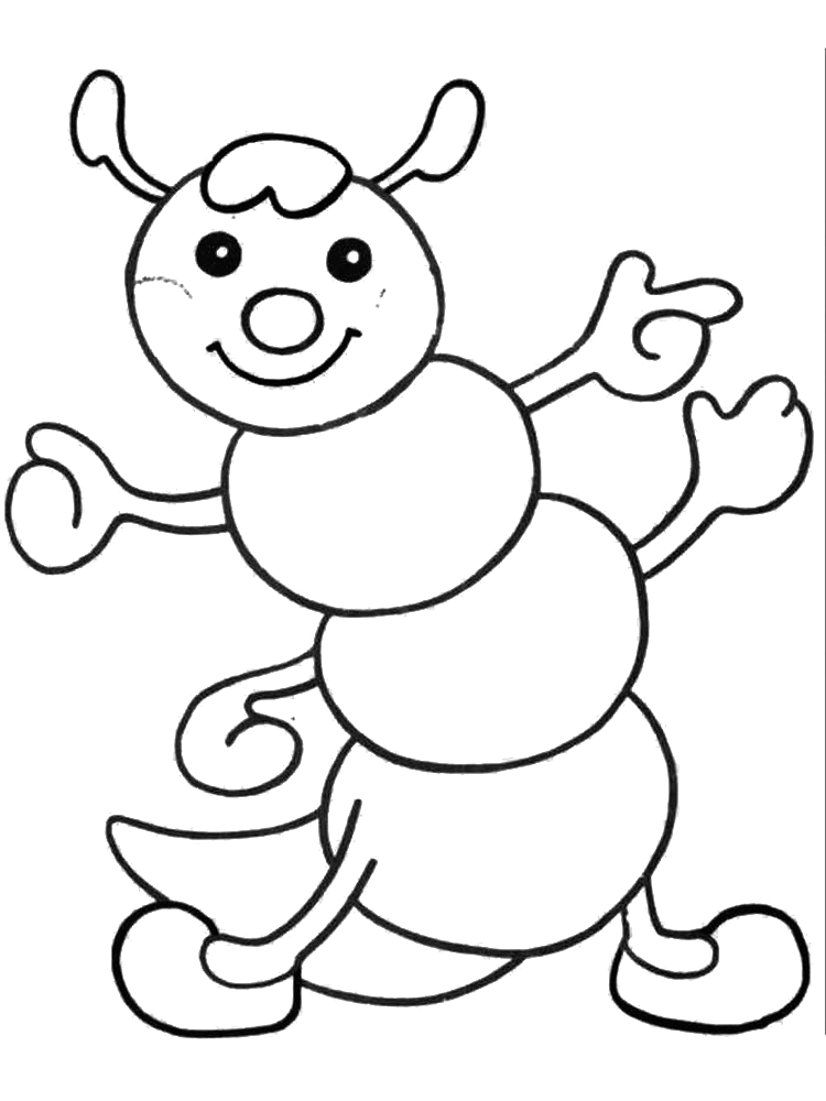 Online Coloring Pages for 4 Year Olds 4 Year Old Coloring Pages Free Printable 4 Year Old
