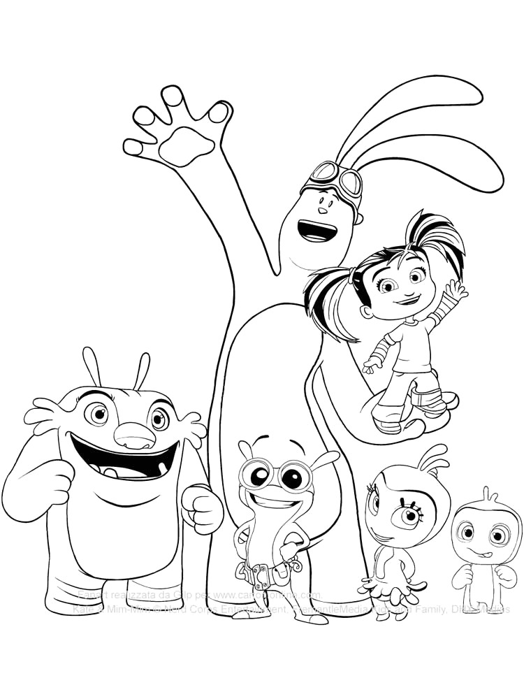 7 year old coloring pages
