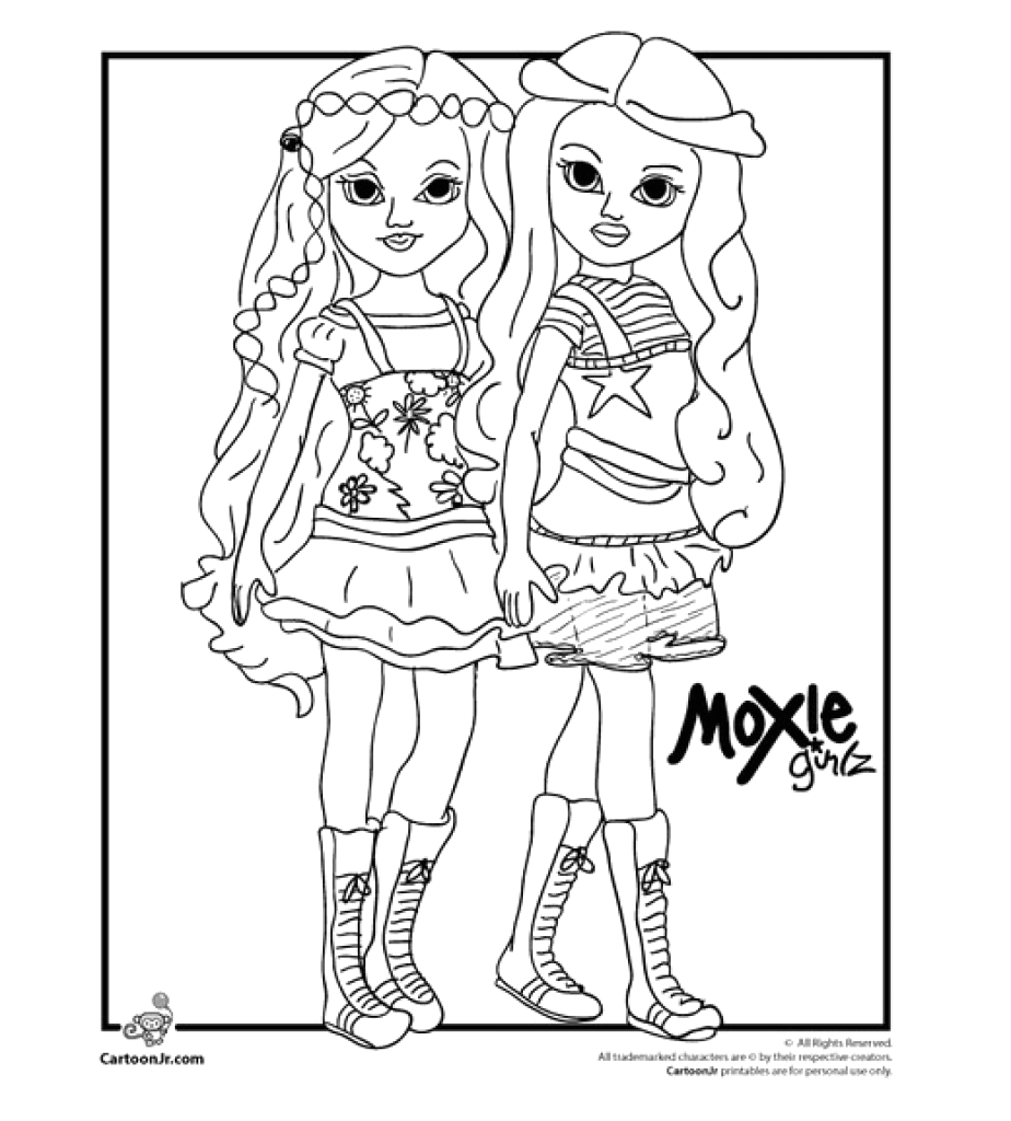 Printable Coloring Pages for 9 Year Olds Animal Coloring Pages for 9 Year Olds at Getcolorings