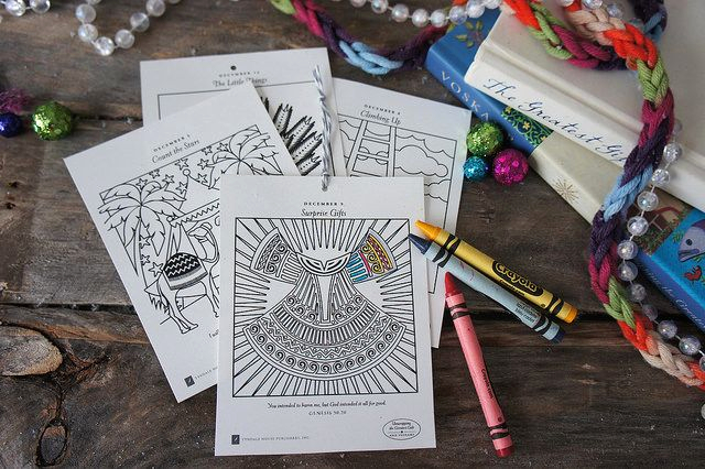 Ann Voskamp Unwrapping the Greatest Gift Coloring Pages the Greatest Christmas Ann Voskamp