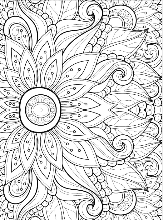 38 best printable coloring pages