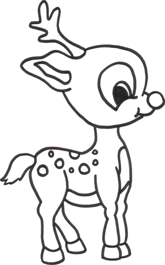 Elf On the Shelf Reindeer Coloring Pages Christmas Coloring Pages Elf the Shelf and Reindeer