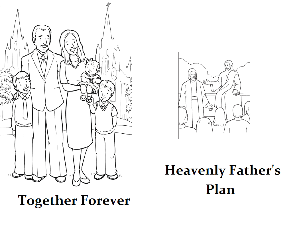 families can be to her forever coloring page sketch templates