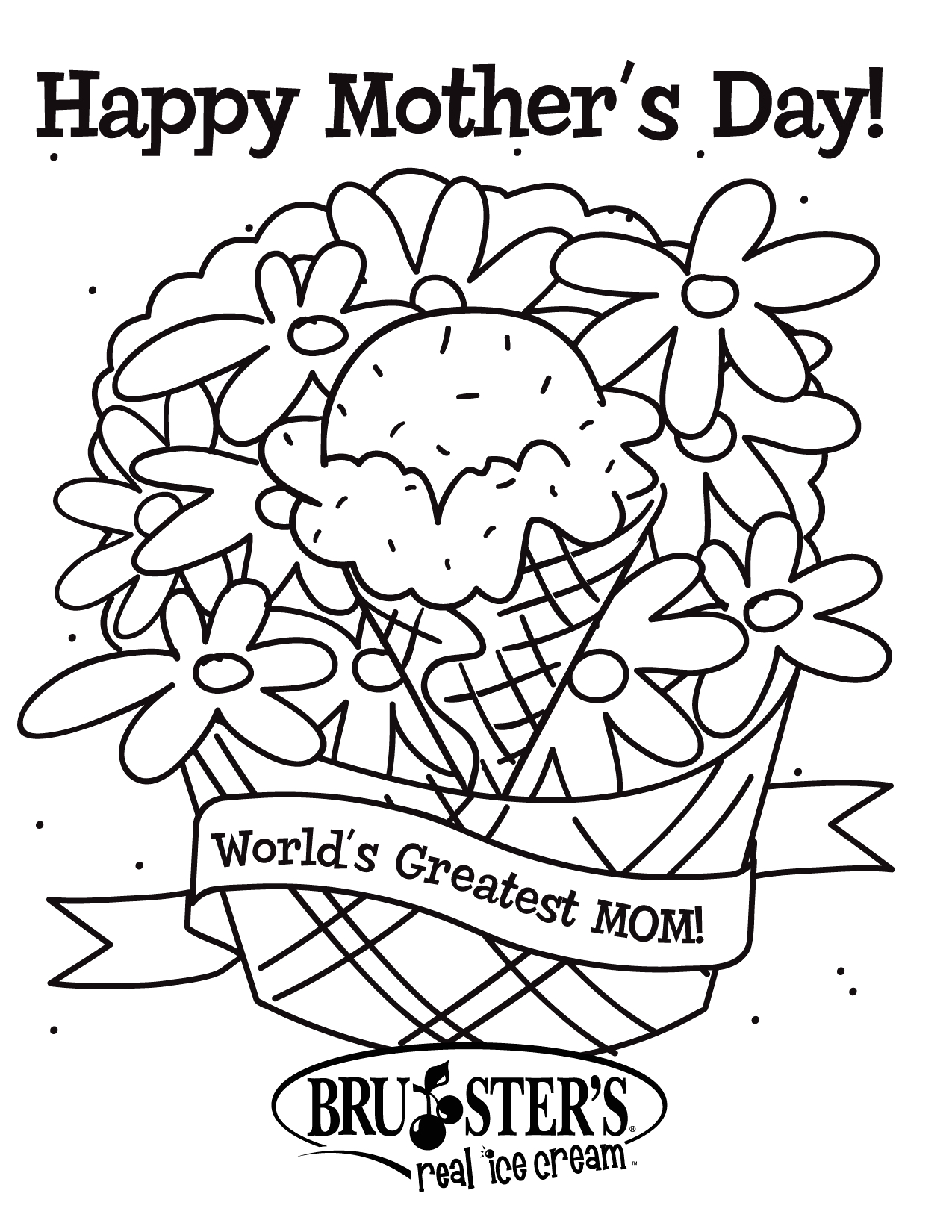 Free Mothers Day Coloring Pages for Kids Free Printable Mothers Day Coloring Pages for Kids