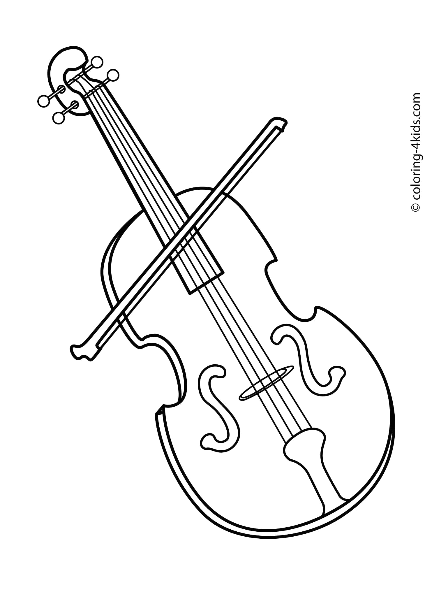 Free Printable Coloring Pages Of Musical Instruments Musical Instruments Drawings Cliparts