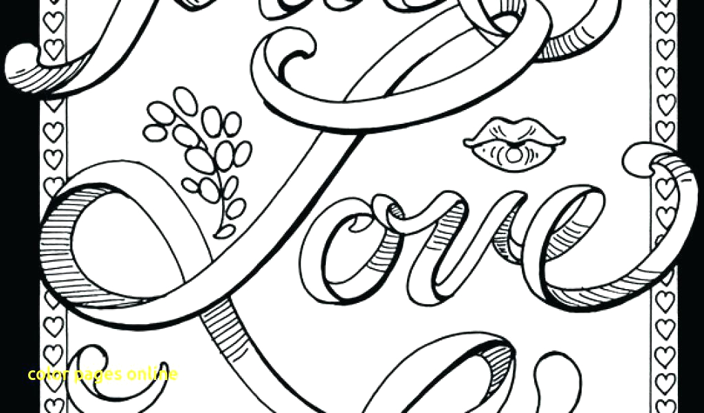 Make My Picture A Coloring Page Free Make Your Own Coloring Pages Line at Getcolorings