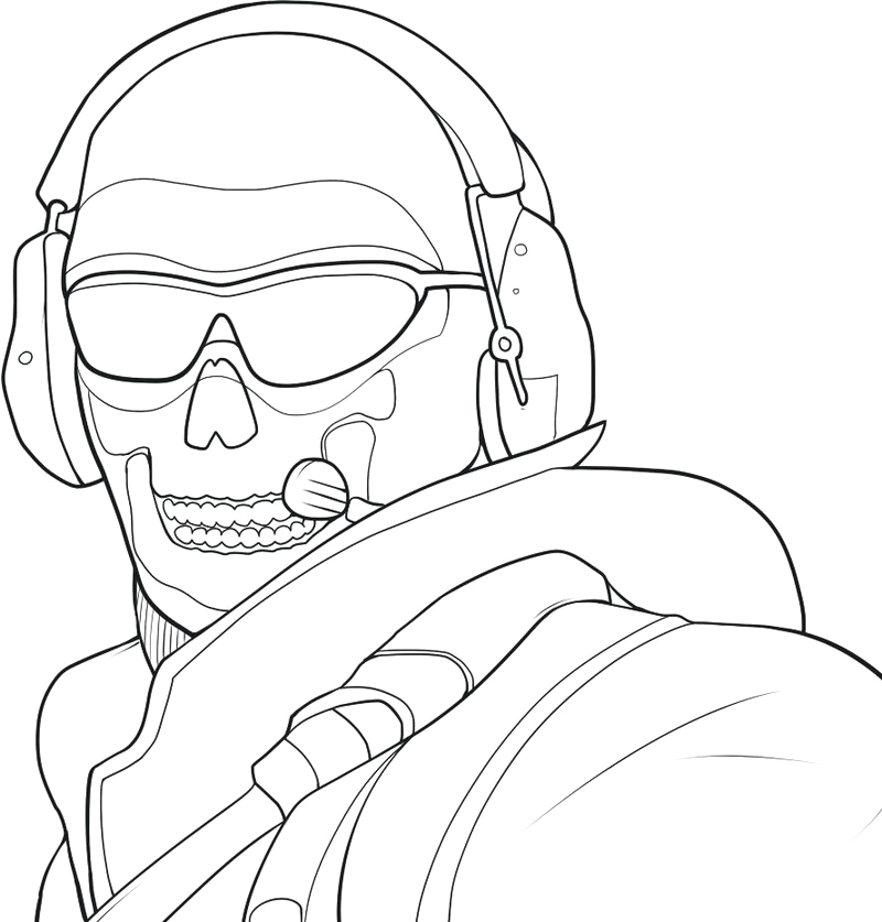 top 9 call duty halo coloring pages boys